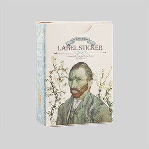 Label Sticker Pack - Van Gogh