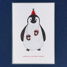 Load image into Gallery viewer, Red Hat Penguin