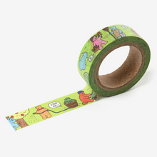 Load image into Gallery viewer, Garden Washi Tape - 03