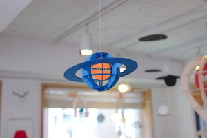 Paper Mobile Planet