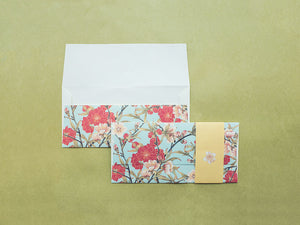 Cherry Flower Envelope