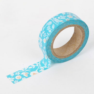 Beach Flower Washi Tape - 03