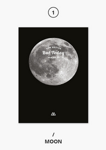 But Today Planner - Moon