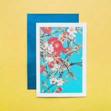 Load image into Gallery viewer, Blue Blossom card