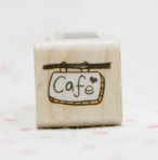 Cafe Mini Stamp