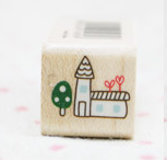 Chapel Mini Stamp