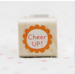 Cheer Up Mini Stamp