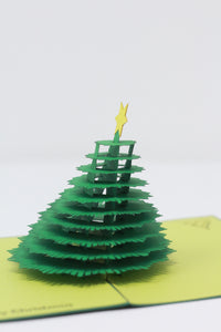 Voluminous Christmas Tree