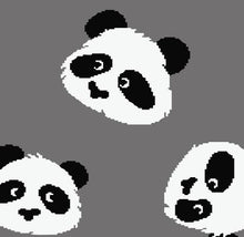 Load image into Gallery viewer, Curious Panda Patterned Socks