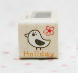 Holiday Mini Stamp