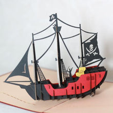 Load image into Gallery viewer, Pirate Ship