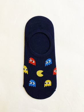Pacman and the Ghosts Socks - No Show