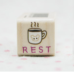 Rest Mini Stamp