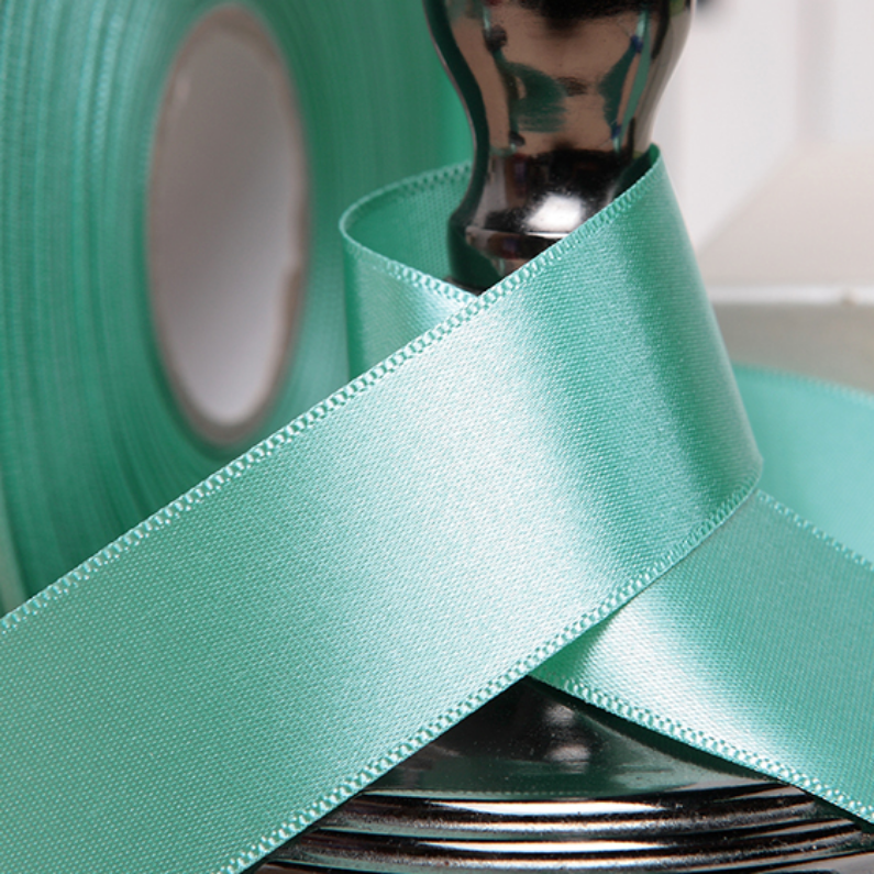 Satin Ribbon - Mint