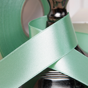 Satin Ribbon - Spring Green
