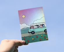 Load image into Gallery viewer, Hologram Card (My Buddy) - 02 Camping Car