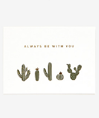 Message Card - Always