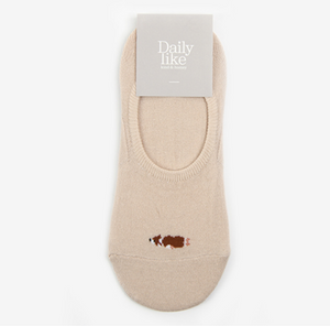 "Dailylike ""Invisible"" Socks"