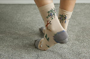 Daily Pattern Socks
