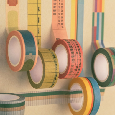 Life & Pieces Paper Tape - 15mm