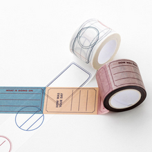 Load image into Gallery viewer, Life & Pieces Paper Tape - 30mm