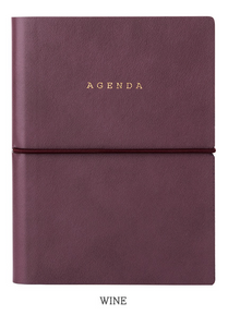 Agenda NOTEBOOK - Small - Version 4