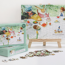 Load image into Gallery viewer, 150 Piece Puzzle: Alice in Wonderland