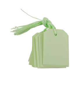 Gift Tag Set - MT500 - Green