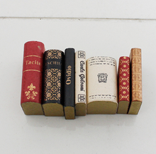 Load image into Gallery viewer, Miniature Book Set (7 pieces)