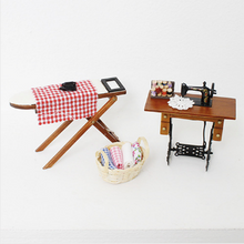 Load image into Gallery viewer, Miniature Antique Sewing Set