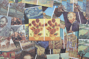 Mini Sticker Pack - Van Gogh