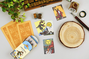 Label Sticker Pack - Tarot