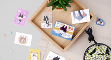 Load image into Gallery viewer, Label Sticker Pack - Anchovy