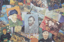 Load image into Gallery viewer, Label Sticker Pack - Van Gogh
