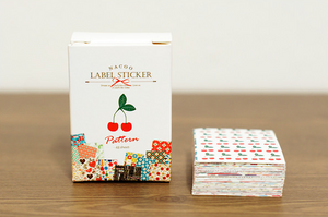 Label Sticker Pack - Pattern