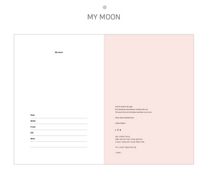 Moon Rabbit Diary (Version 5) - Undated