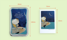 Load image into Gallery viewer, Mini Postcard - Chun Eun-sil Classic