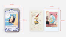 Load image into Gallery viewer, Classic Mini Postcards & Stickers - Pinocchio