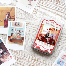 Load image into Gallery viewer, Classic Mini Postcard & Sticker - Daddy Long Legs