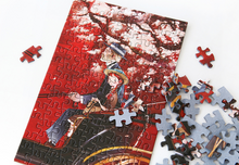 Load image into Gallery viewer, Indigo Mini Puzzle 108 Pieces - Anne of Classic Story