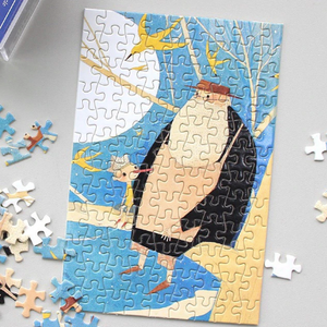 Indigo Mini Puzzle 108 Pieces - Pinocchio