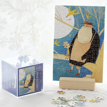 Load image into Gallery viewer, Indigo Mini Puzzle 108 Pieces - Pinocchio