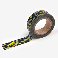 Load image into Gallery viewer, Banana Leaf Washi Tape - 36