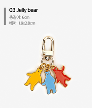 Load image into Gallery viewer, Keyring - Jelly Bear