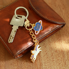Load image into Gallery viewer, Keyring - Unicorn
