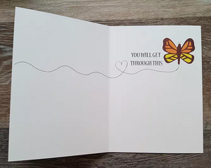 Change Can Be Hard - Greeting Card