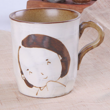 Load image into Gallery viewer, Autumn Fairy Tale Girl Mug
