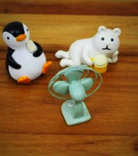 Load image into Gallery viewer, Penguin and Polar Bear figurines