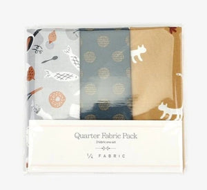 Quarter Fabric Pack (Cotton) : Camping Cook