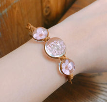 Load image into Gallery viewer, Multi-Blossom Adjustable Bracelet